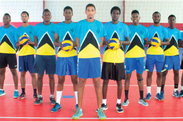IMG: Team Saint Lucia in Mexico (PHOTO SLVF)