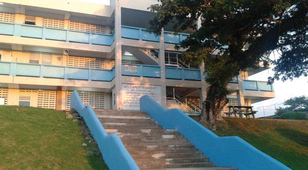 img: George Charles Secondary School