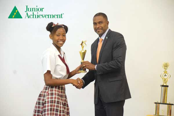 Image: Classic Jewels of the Gros Islet Secondary School won 3rd. place, Company of the Year