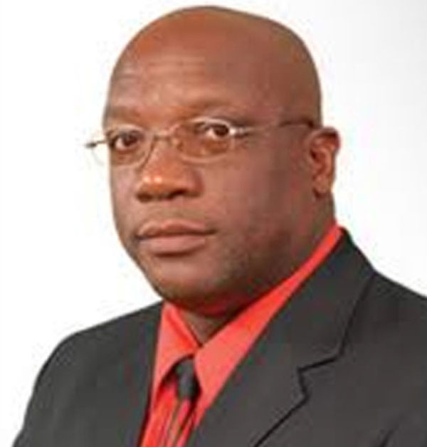 Image of Prime Minister Dr. Timothy Harris