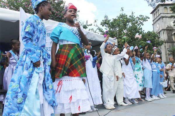 Image: La Magwit followers celebrating.