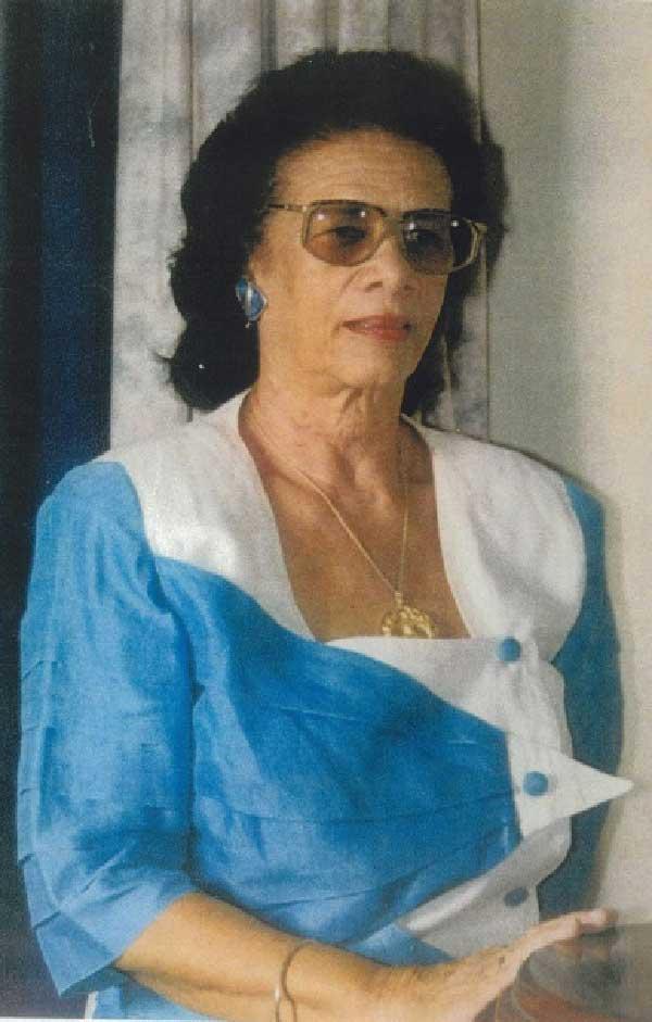 Image of Lady Marilyn Floissac