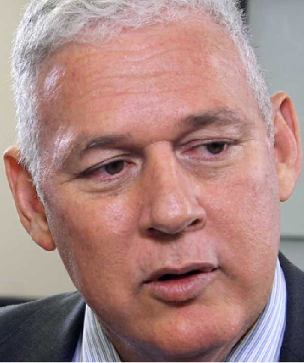 Image of Prime Minister Chastanet