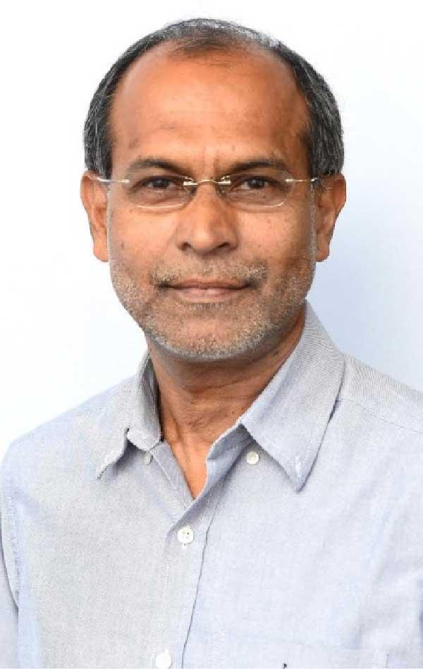 Image of Professor Surujpal Teelucksingh