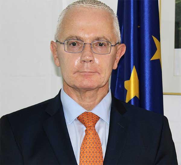 Image of Ambassador Philippe Ardanaz [PHOTO: By PhotoMike]