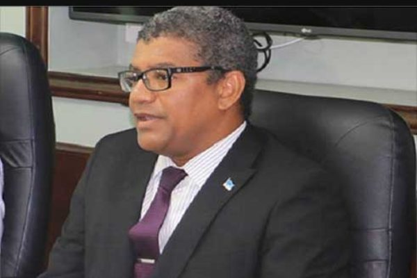 Image of Minister Bradley Felix
