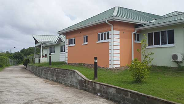 Image: Comfort Bay Senior Citizens Home
