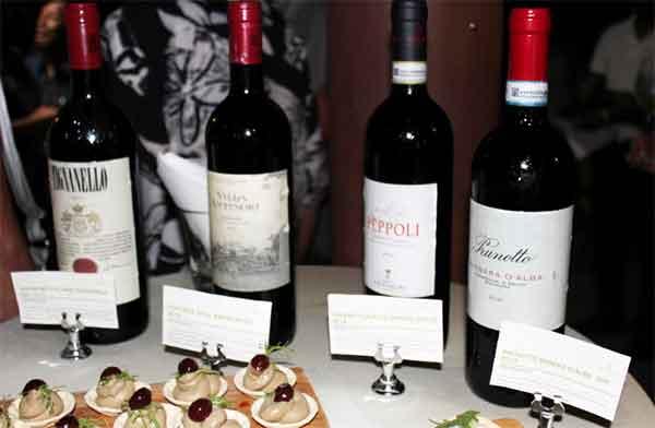 Famous Italian Wines