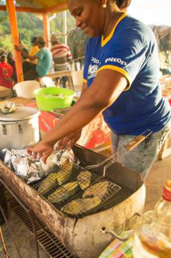 Image of Food vendor