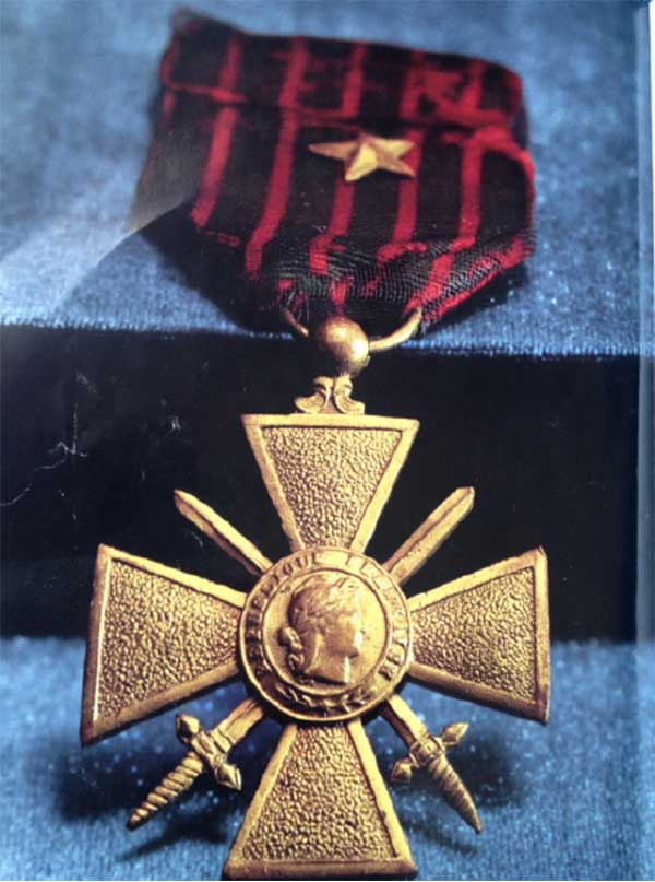 Image: Lawrence Leslie Mc Vey was a soldier of the all-Black 69th Infantry of the US Army. They were not allowed to fight alongside Whites, but were quickly dispatched to replenish depleted French forces during World War I. The unit was so fierce and courageous they were named 'The Harlem Hellfighters'. They were each honoured with the prestigious Croix de Guerre by the French Government. (Photo Courtesy: National Geographic)