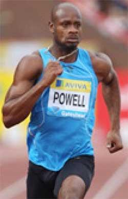 Image of Asafa Powell