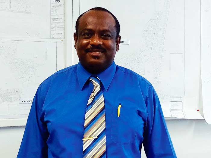 Image of Chairman Timothy Mangal