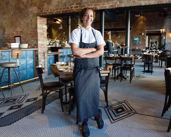Image of Chef-owner Nina Compton's