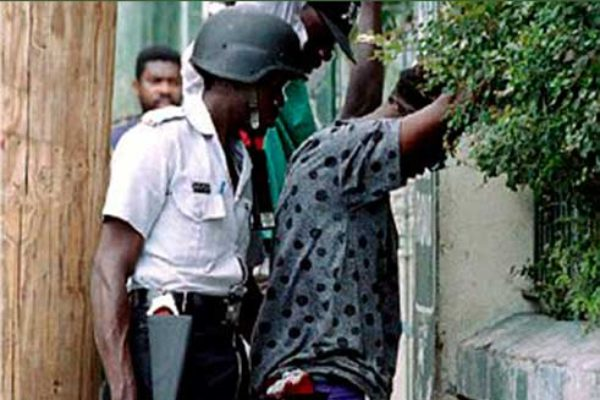 Jamaica Cops To Stop And Search
