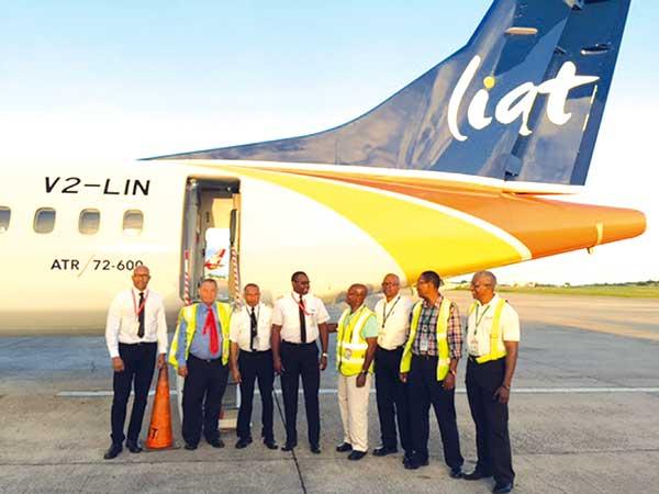 LIAT Acquires New ATR72