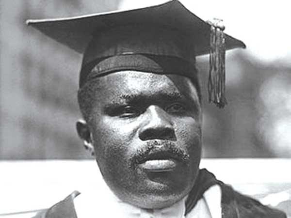 Image of Marcus Mosiah Garvey