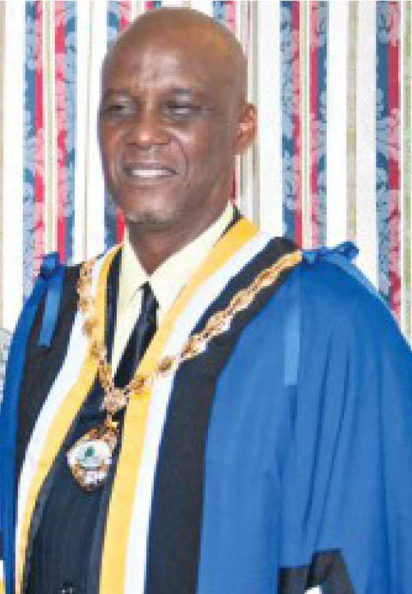 Image of Mayor Peterson Francis