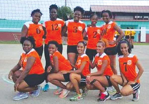 Image: Third place finish for Phoenix 758 Volleyball Club. (Photo: HJB)