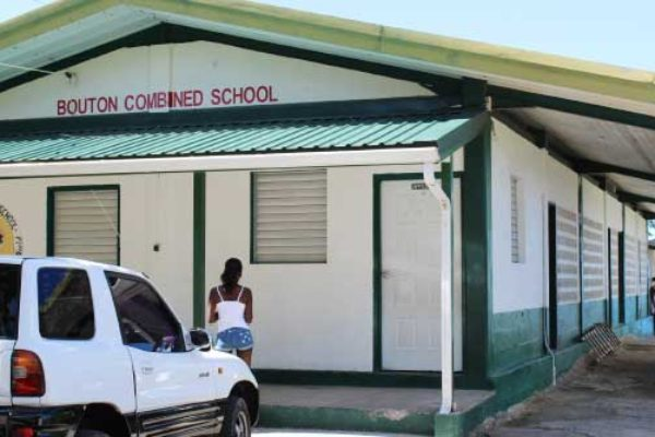 Image: The Bouton Combined School [PHOTO: By PhotoMike]