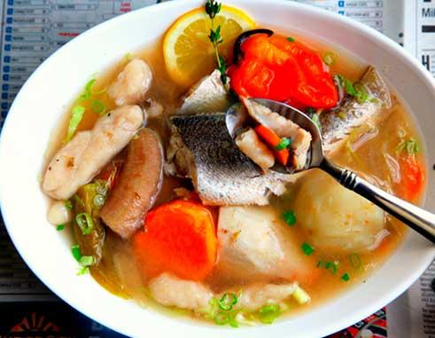 Image of Fish Broth