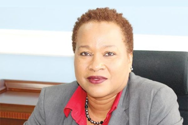 Image of Chief Executive Officer of the Citizenship by Investment Unit (CIU), Cindy Emmanuel-McLean