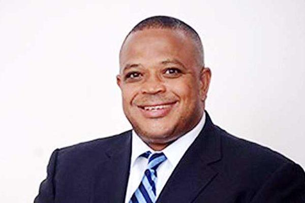 Image: Caribbean Football Union president, Gordon Derrick