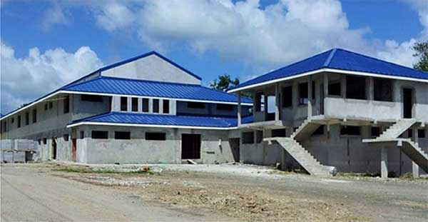 Image of St. Jude Hospital.