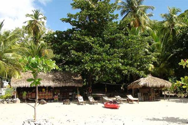Image: The Carib Beach Bar