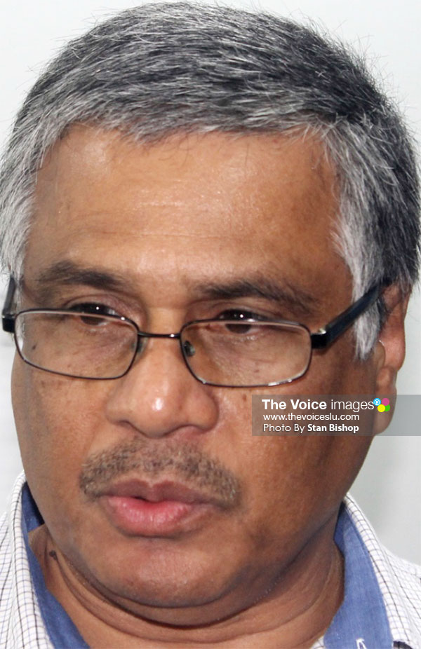 Image: ACM president, Wesley Gibbings. [PHOTO: Stan Bishop]