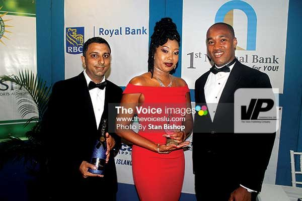 Image: The Bay gardens Resorts team took home the Award for Marketing Excellence.