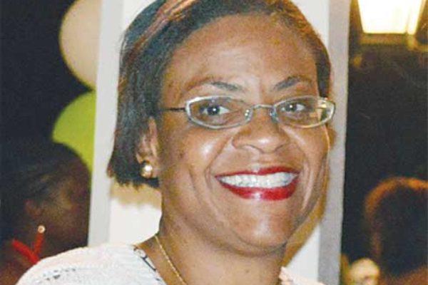 Image: President SLASA Carol Mangal. (PHOTO: Anthony De Beauville)
