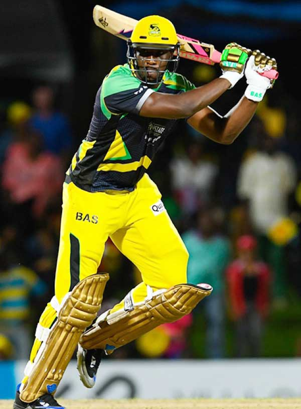 Image: RUSSELL(Photo: BCCI/ CPL Sports file)