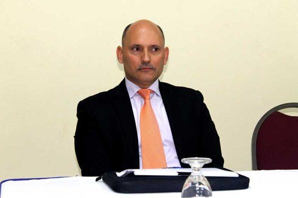 Image: Cuban Ambassador to Saint Lucia, Jorge Soberon. (Soberon/Pictures)