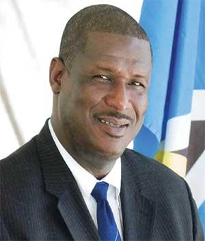 Image of Labour Minister Stephenson King