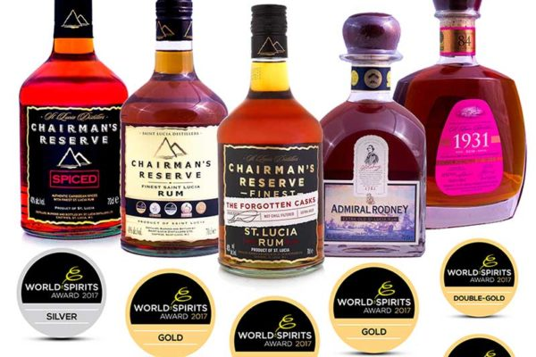 Image: Chairman's Reserve group of products