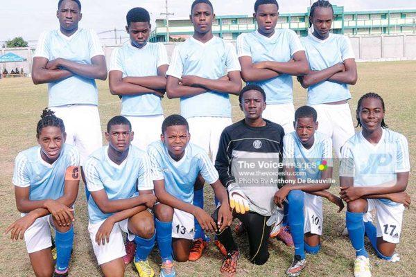 Image of Gros Islet Team
