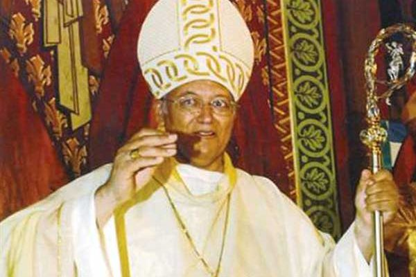 Image of Archbishop Robert Rivas