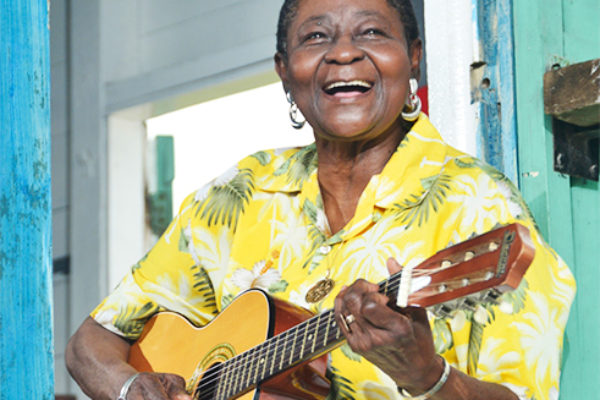 Image of Calypso Rose