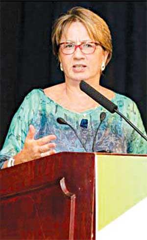 Image of Galina Sotirova, World Bank Group's Country Manager for Jamaica.