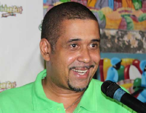 Image of Thomas Leonce, Chief Executive Officer of Events St. Lucia