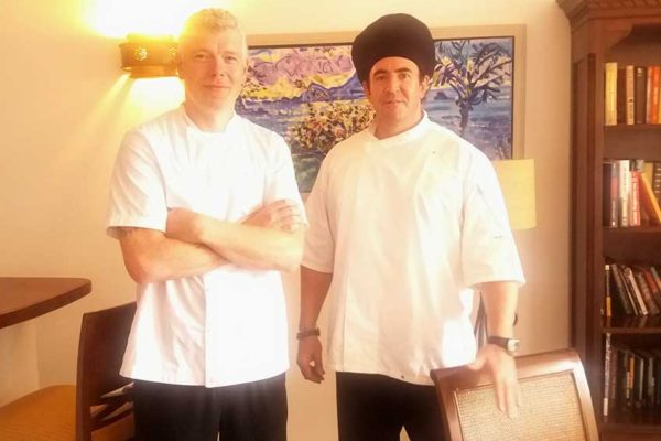 Image: Bremner(Left) & Jones(Right)