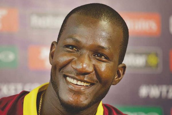 Image of Daren Julius SAMMY