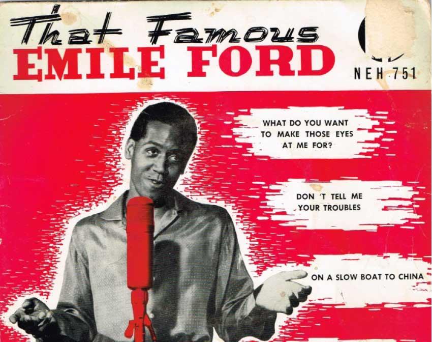 Image of Emile Ford