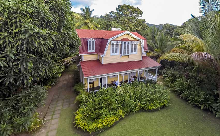 Image of Fond Doux Plantation & Resort