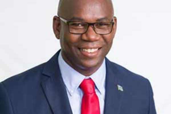 Image of SLP's spokesman for Culture, Jerome Gedeon