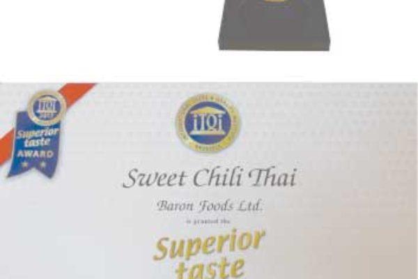 Image of Superior Taste Award