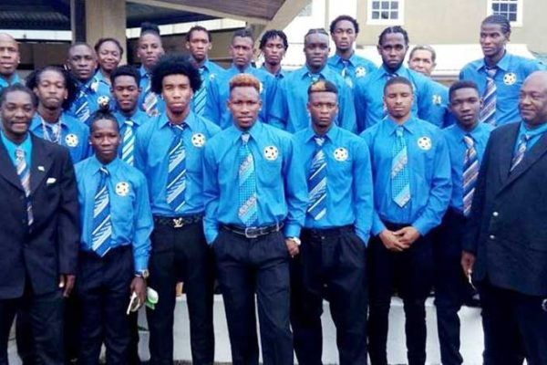 Image of Team Saint Lucia. (Photo: TSLU)