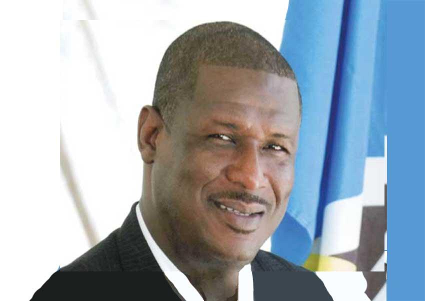 Image of Labour Minister, Stephenson King