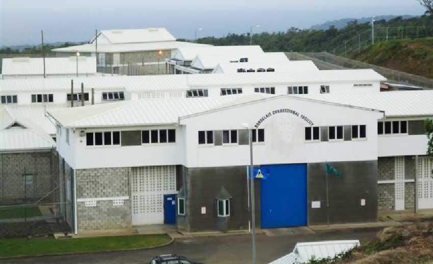 Image of Bordelais Correctional Facility.