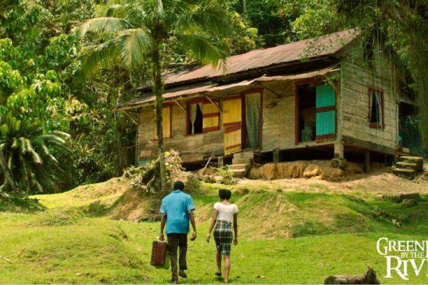 Image of Lammy's house.